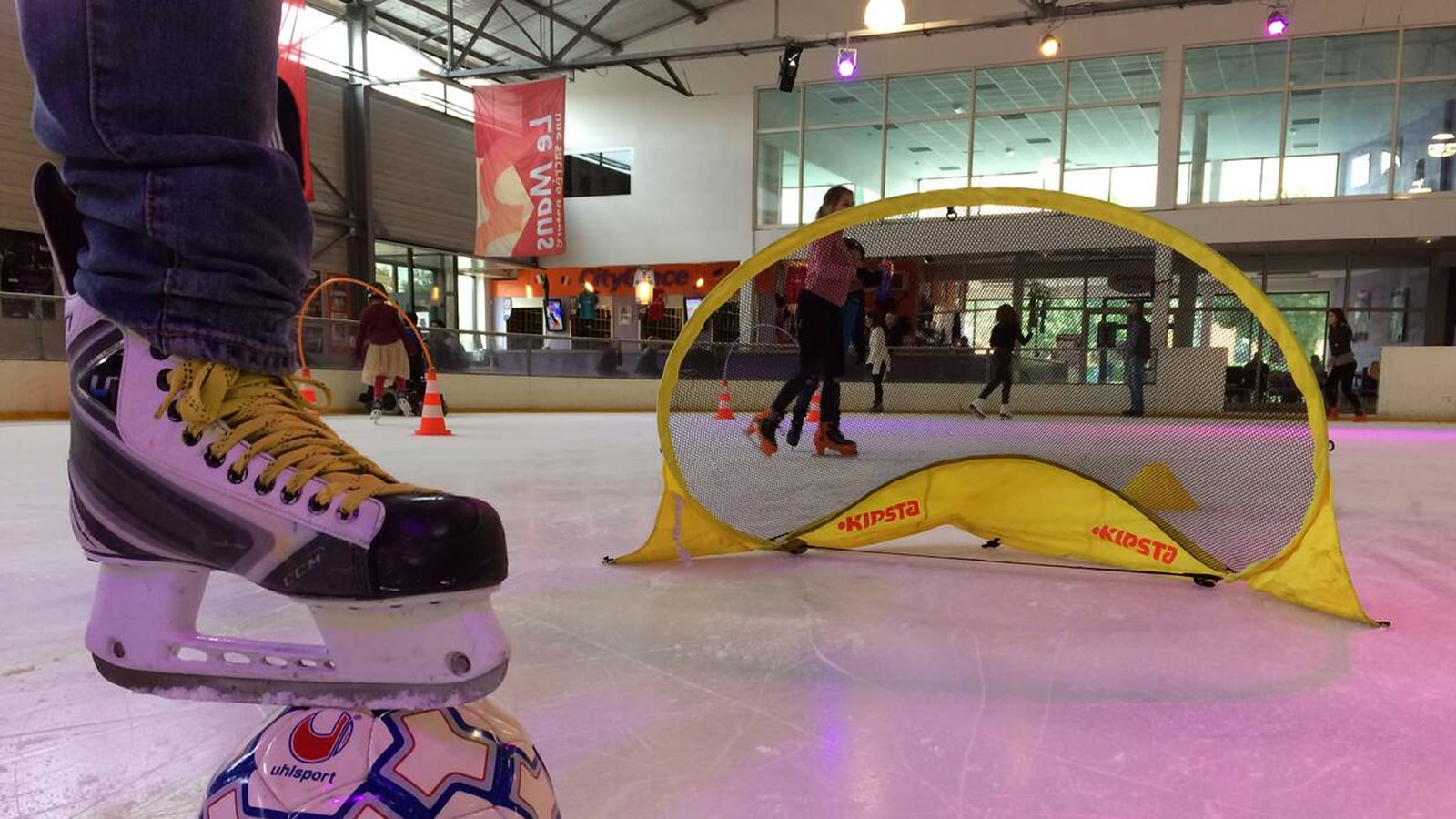 Patinoire City GLACE